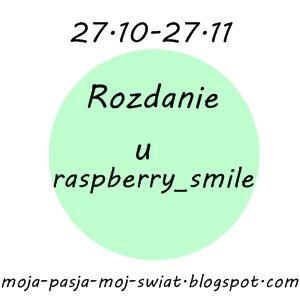 http://moja-pasja-moj-swiat.blogspot.com/2013/10/rozdanie-juz-rok.html