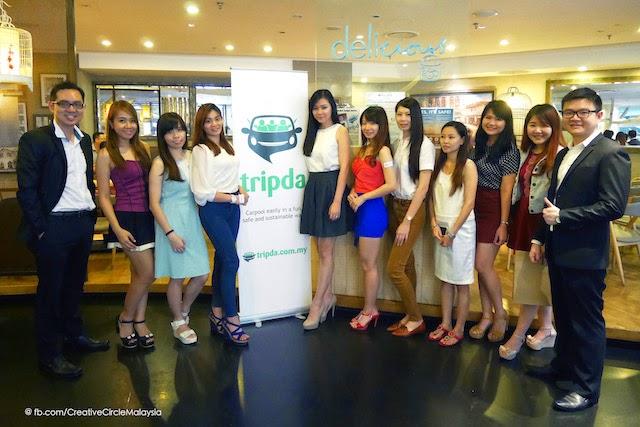 Tripda malaysias blogger awards meet greet isaactan tripda malaysias blogger awards meet greet m4hsunfo