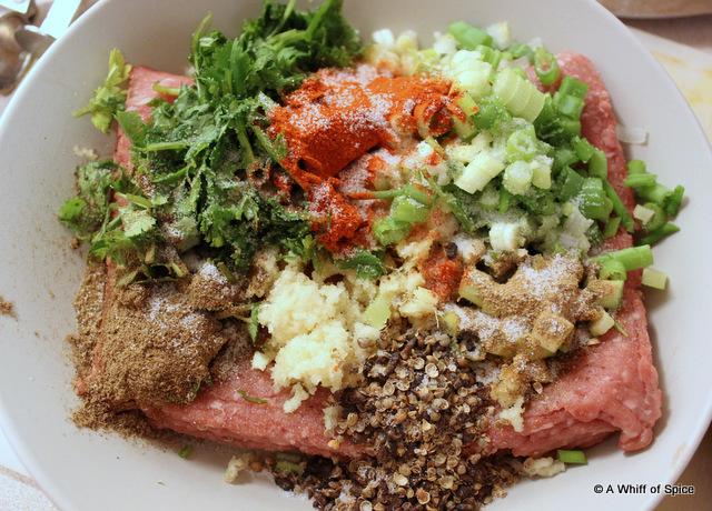how to make seekh kabab masala powder