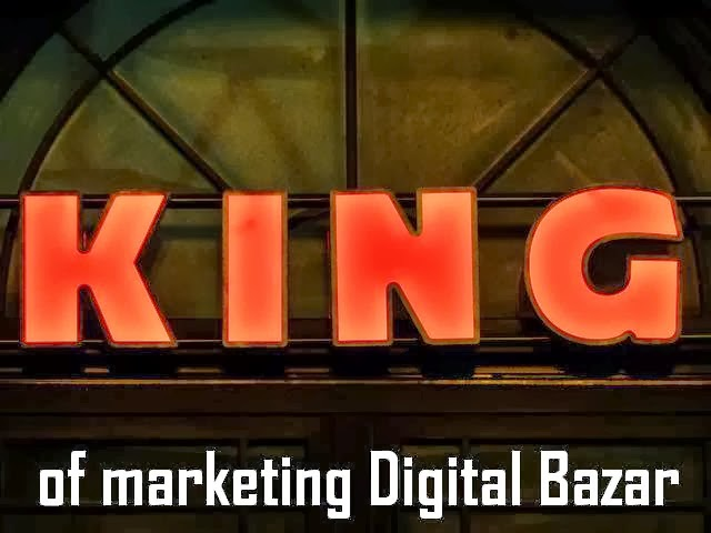 King of Marketing Digital Bazar
