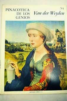 """""""Van der Weyden"""" - Duckers, Alexander."""
