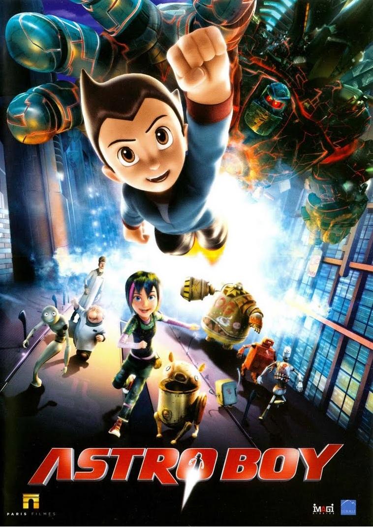 Astro Boy – Dublado (2009)