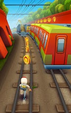 Subway Surfers For Armv6 Android Mobiles