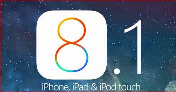 Apple,iOS 8.1,Apple Pay,iPhone 6,iPhone 6 Plus