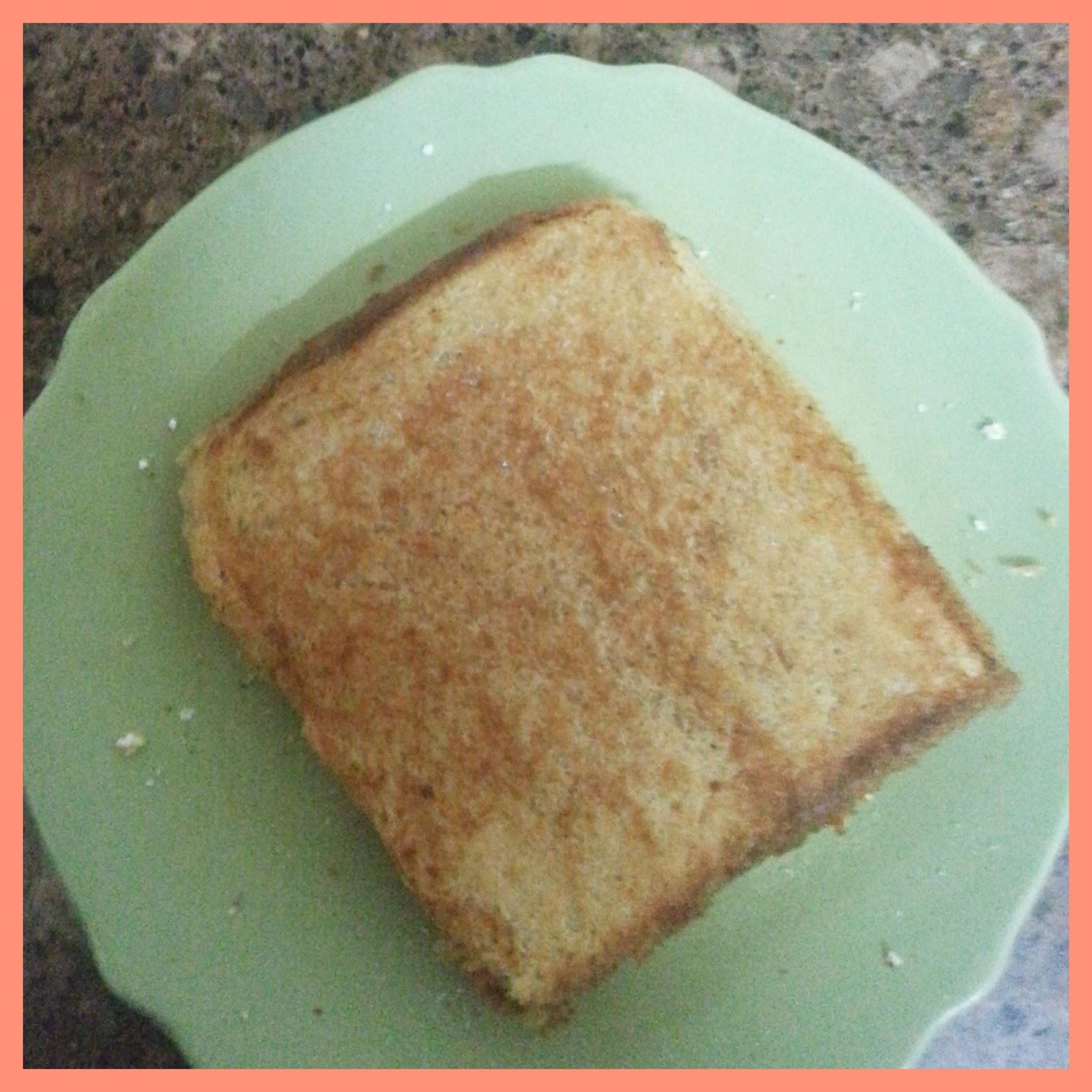 Paneer Toast