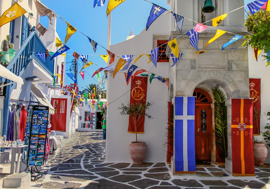 Mykonos: l'isola bella come il peccato e la leggenda della vacanze trasgressive