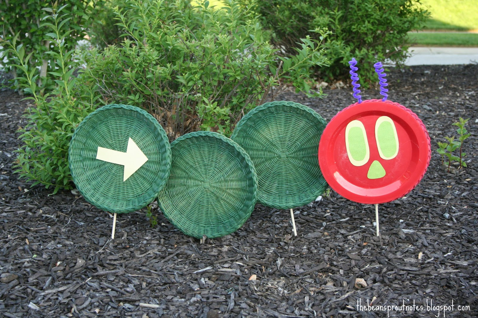 A Very Hungry Caterpillar 2nd Birthday Party & The Bean Sprout Notes: A Very Hungry Caterpillar 2nd Birthday Party
