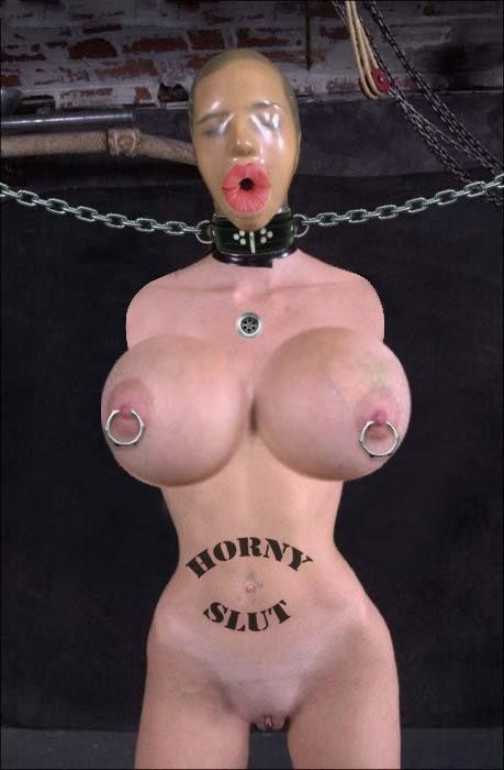 Amputee bondage porn