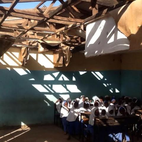 Dilapidated Schools In Kano State (Photos)