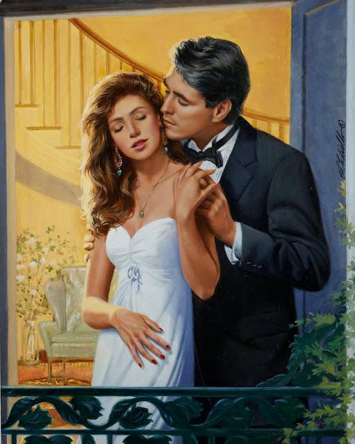 ed tadiello,romantic painting,how romantic