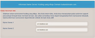 cara membeli domain dot com