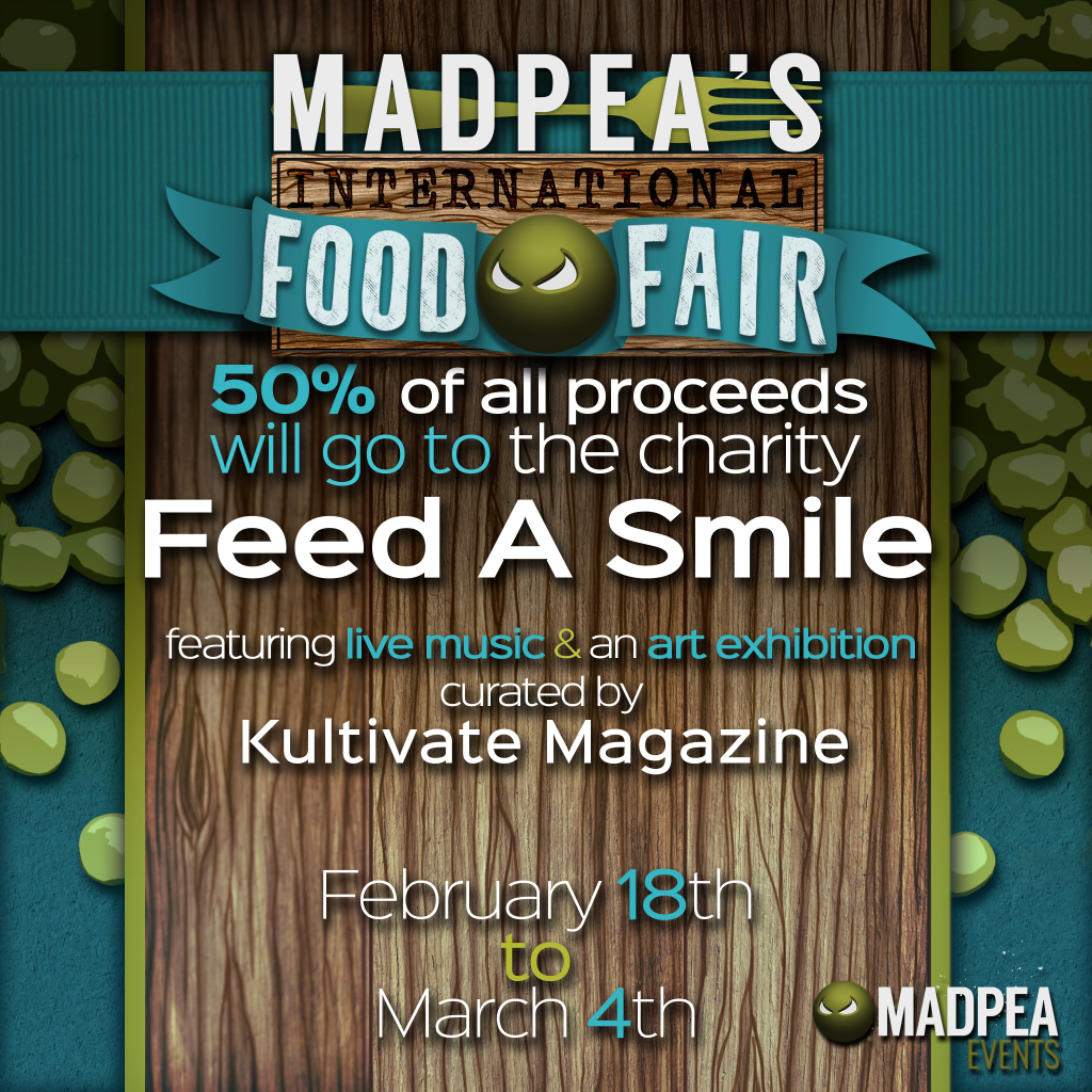 MadPea International Food Fair