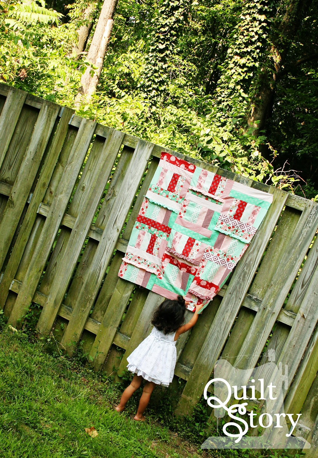 Quilt Story Jelly Roll Jam 2 Free Pattern
