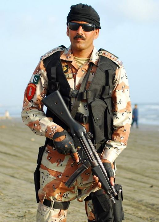 Sindh Rangers Counter Terrorism Unit