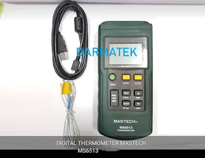 MASTECH MS 6513 Thermocouple K Type Thermometer