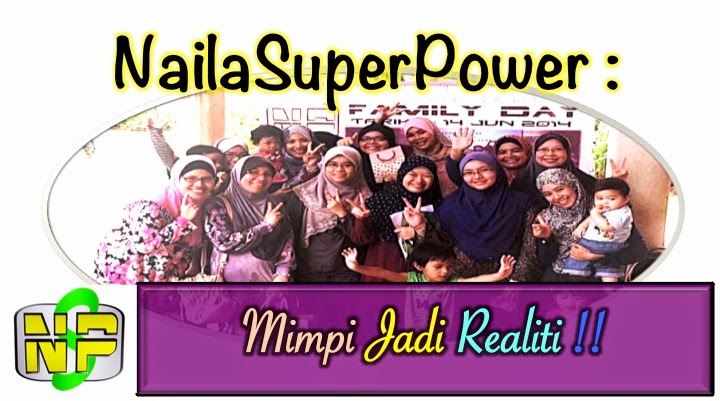 Jom Join Group yang SuperBest : NailaSuperPower