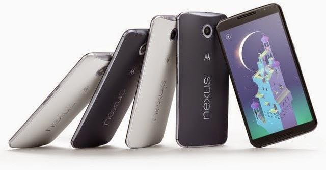 Nexus 6 chính thức bán ra tại Mỹ