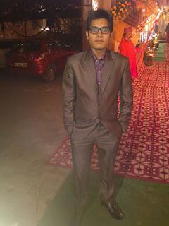 Deepak Sharma Author
