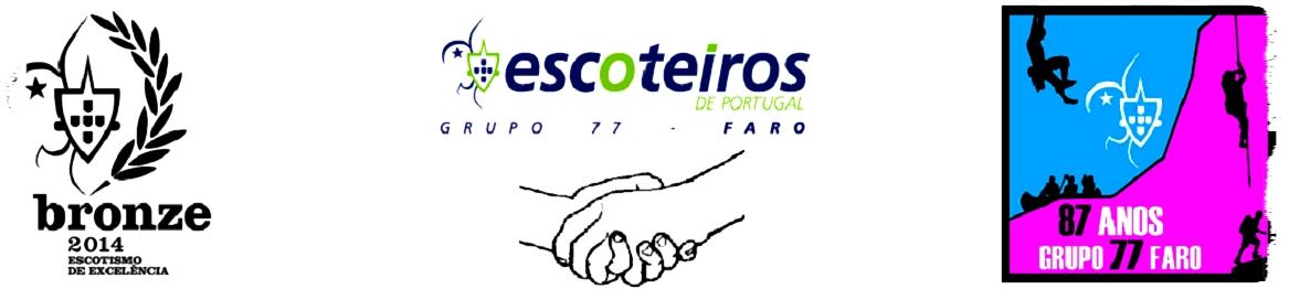 Escoteiros de Portugal - Grupo 77 Faro