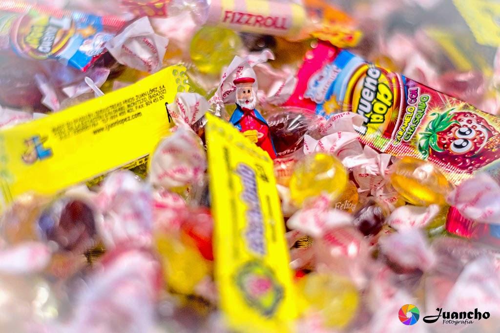 Caramelos de los Reyes Magos