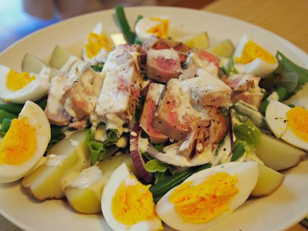 Nicoise-esque Salad