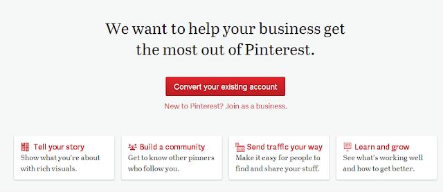 Pinterest y sus nuevos perfiles de empresa maria breton
