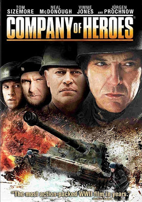 Filme Poster Company of Heroes - o Filme DVDRip XviD Dual Audio &amp; RMVB Dublado
