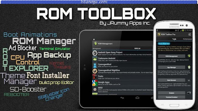 ROM Toolbox Pro v5.8.0 Apk Download