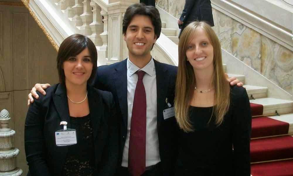 Ilaria Bortone, Alberto Argentiero, Nadia Agnello