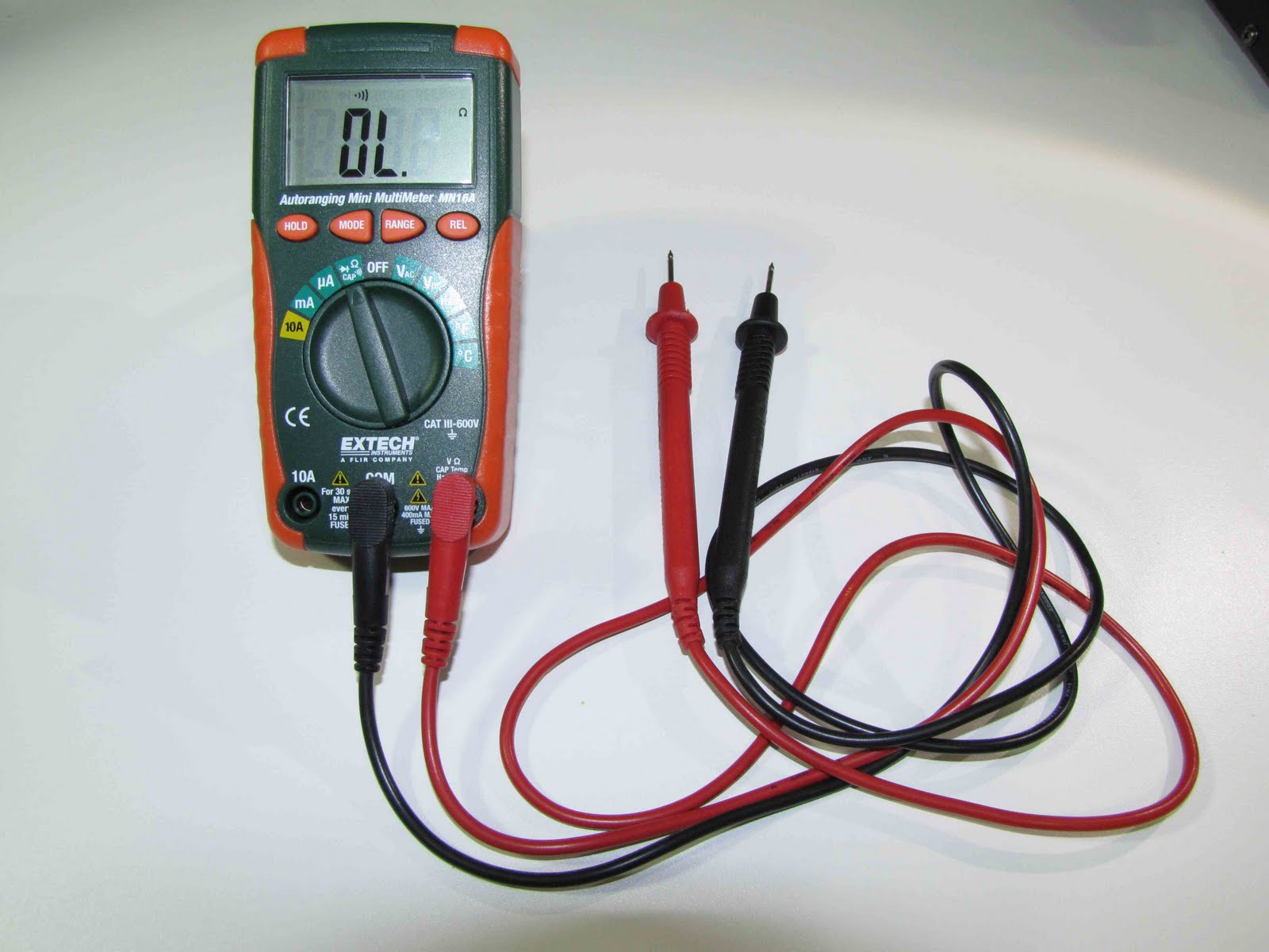 Notes and Volts: Use your Multimeter as a Cable Toner