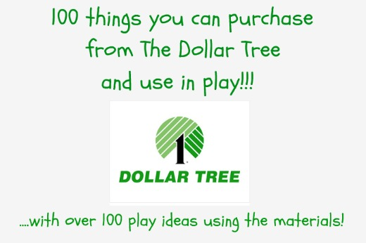dollar store buys inexpensive fun play ideas