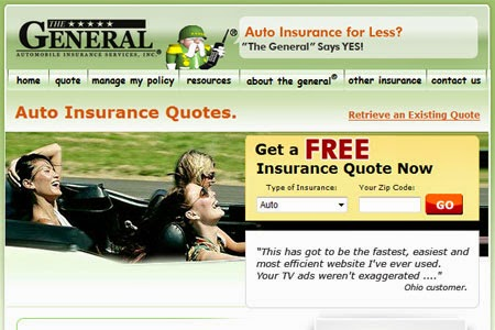 The General Auto Quote Delectable General Auto Insurance General Auto Insurance