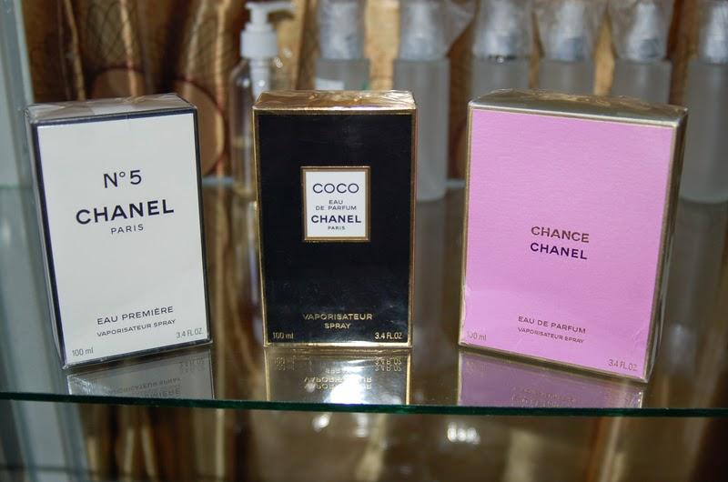 Nước hoa Chanel chính hãng