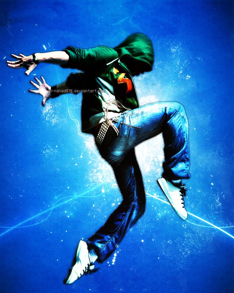 el break dance