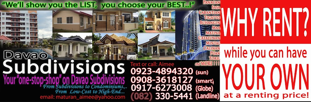 Condominiums in Davao City