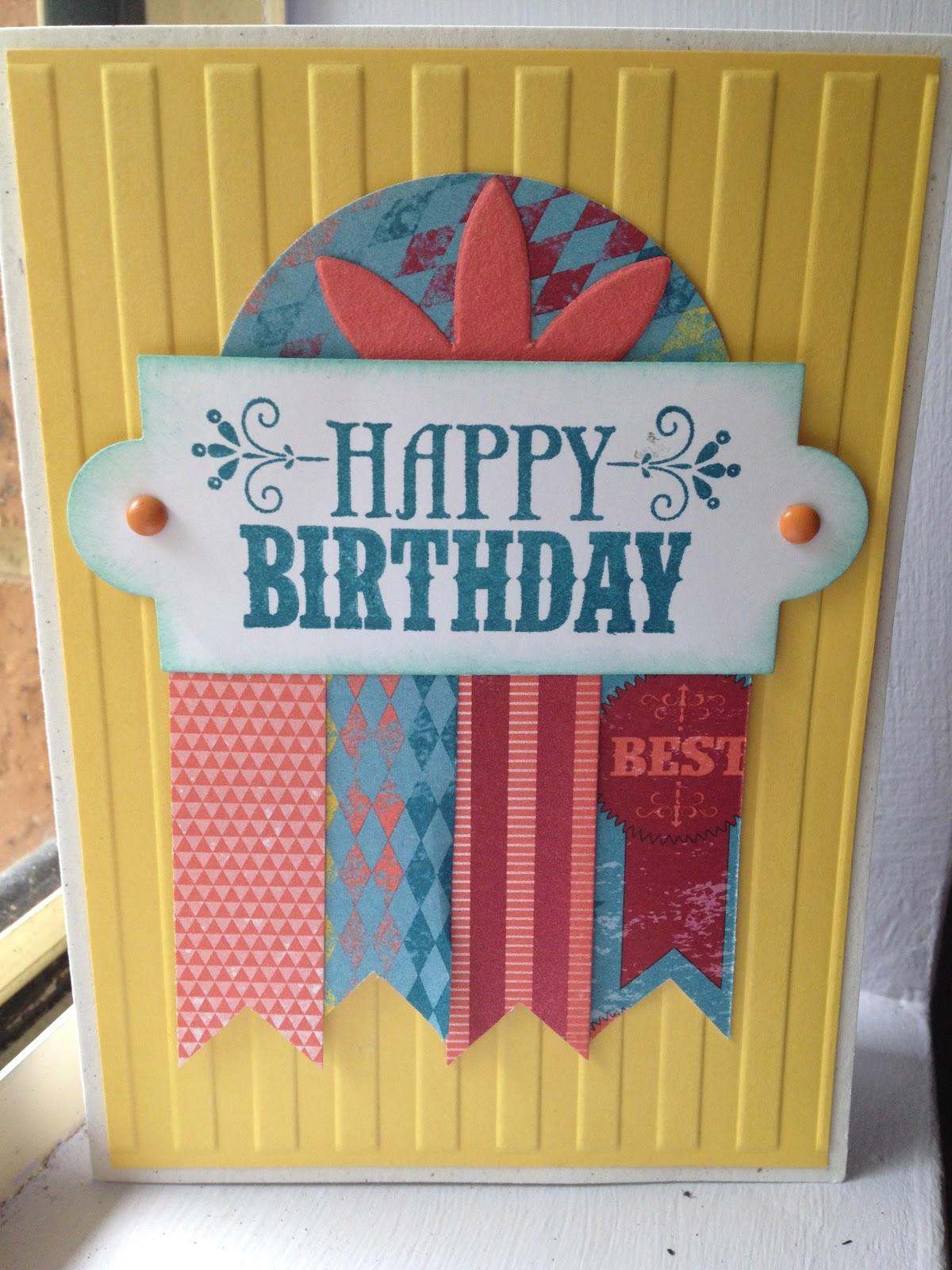 Linda Dalke Birthday cards for Kids make it at next weeks – Birthday Cards for Kids to Make