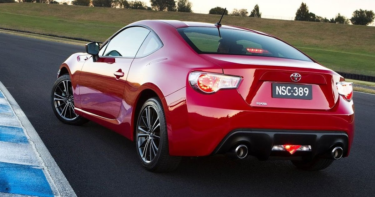 2012 Toyota 86 Gts Pictures Car Automotive