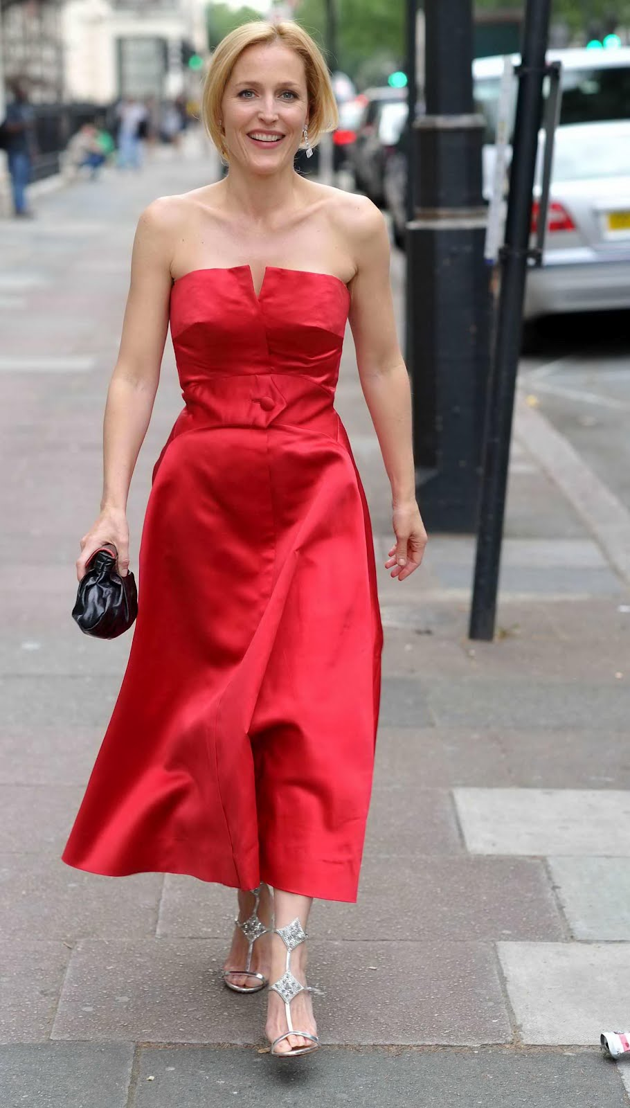 Celebrity Gillian Anderson nudes (45 photo), Hot