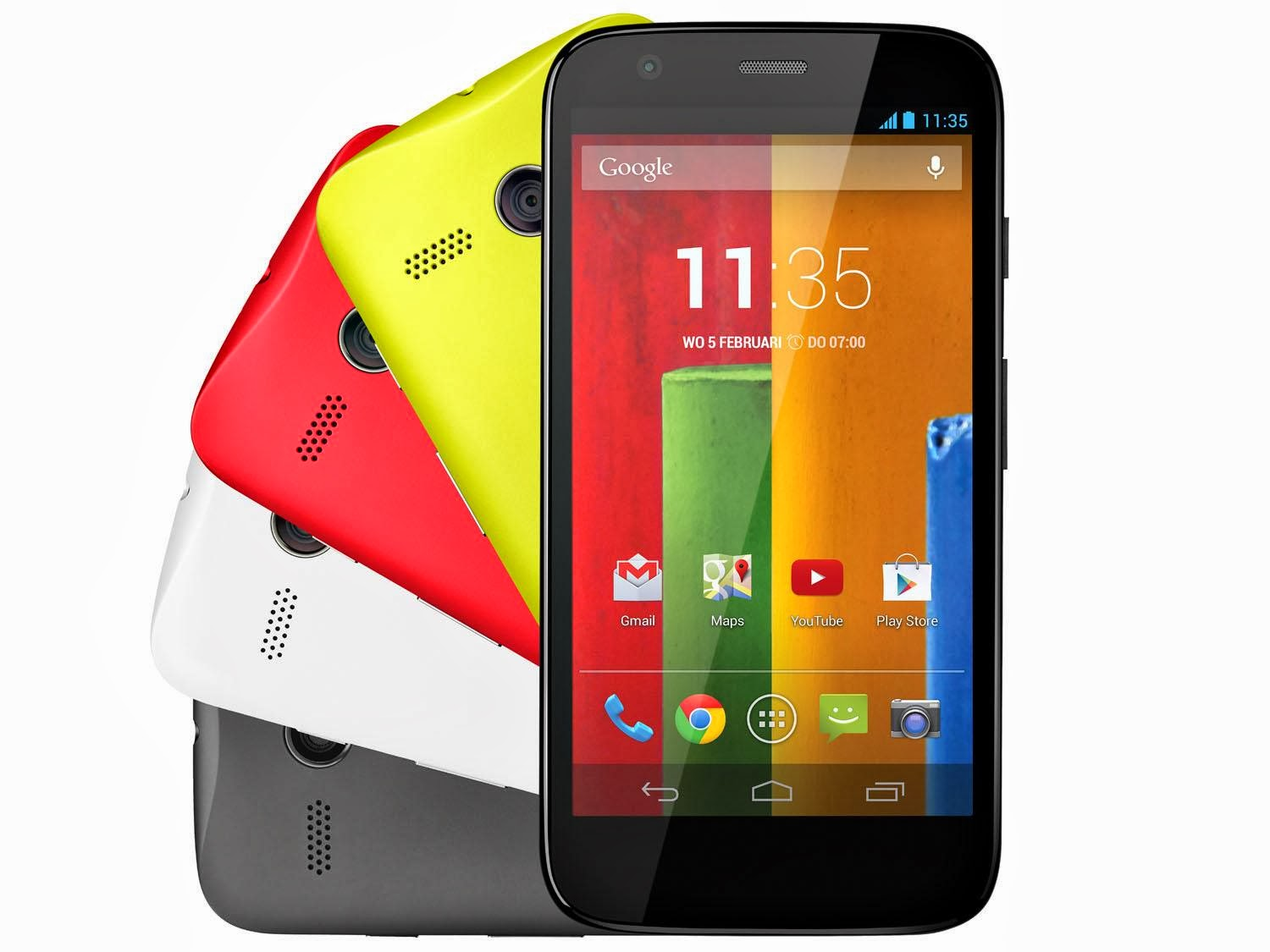 imagens do celular moto g - Motorola Moto G Colors Dual 2 Chips 16GB Black Friday é