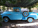 My car 2: 1957 Chevrolet 3100 Stepside Truck