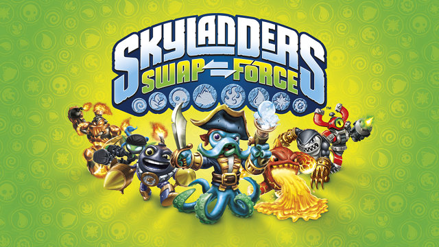 A Checklist Of All The Skylanders Swap Force Characters