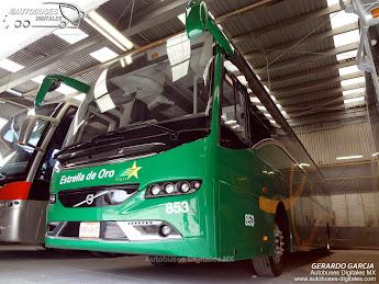 Estrella de Oro - Volvo 9700 Grand S