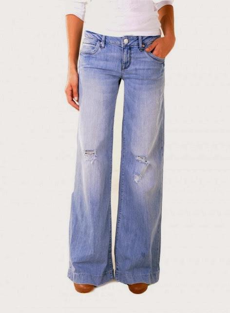 En Moda Bol Paça Pantolonlar