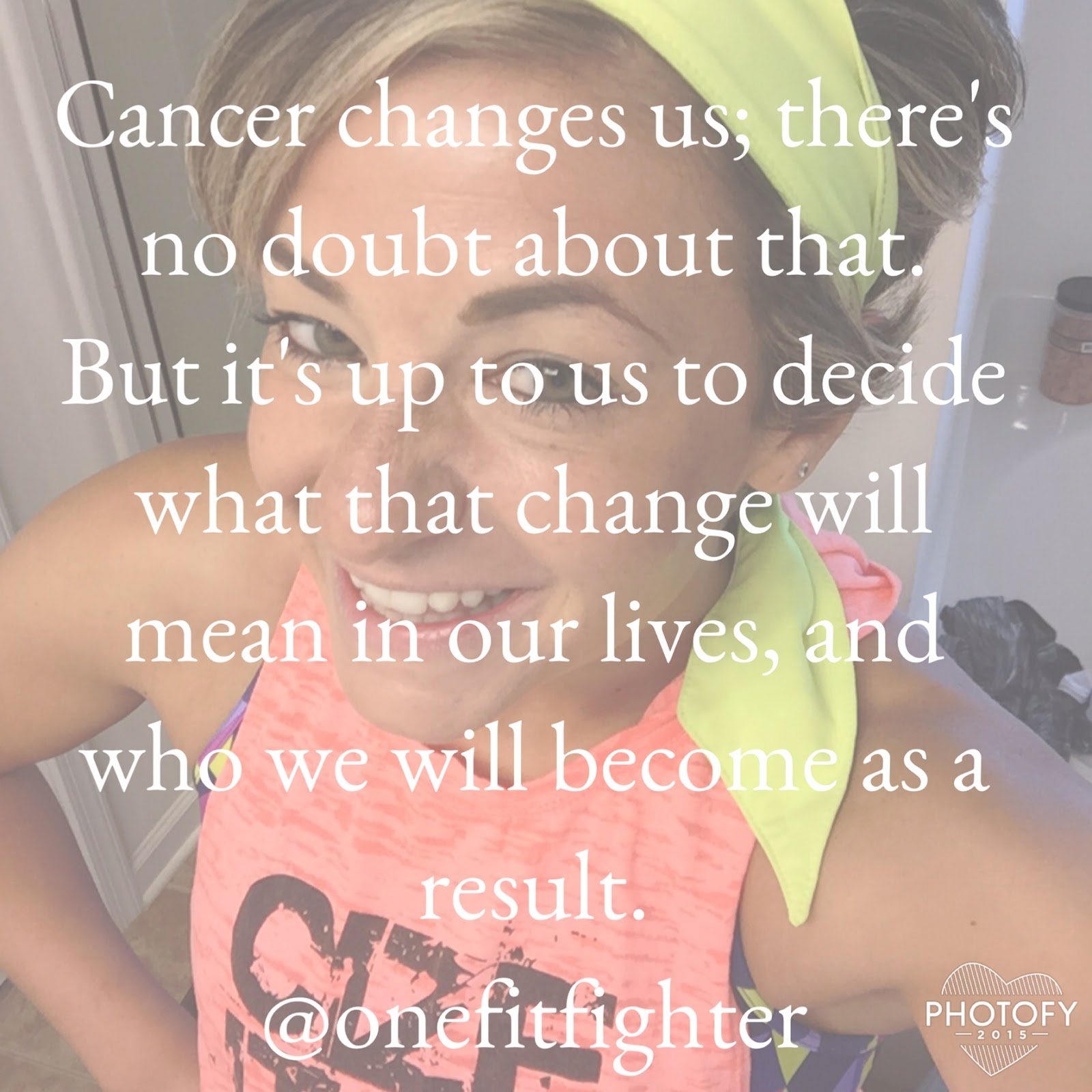 Cancer Survivor Quotes What Is A Cancerversary  Katy Ursta