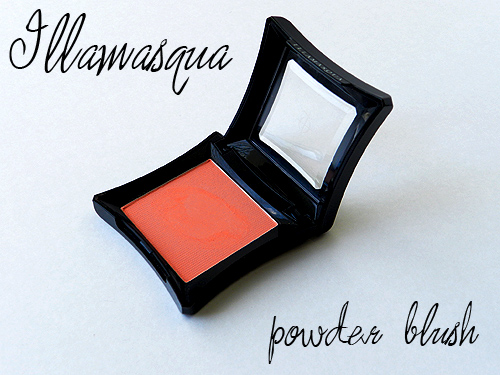illamasqua lover blush review