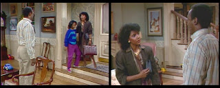 Huxtable Hotness The Cosby Show Season 1 Episode 2 Cliff Clair Vanessa Bill Cosby Phylicia Rashad Tempestt Bledsoe
