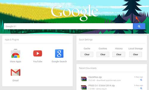 5 Best Chrome New Tab Page Extension