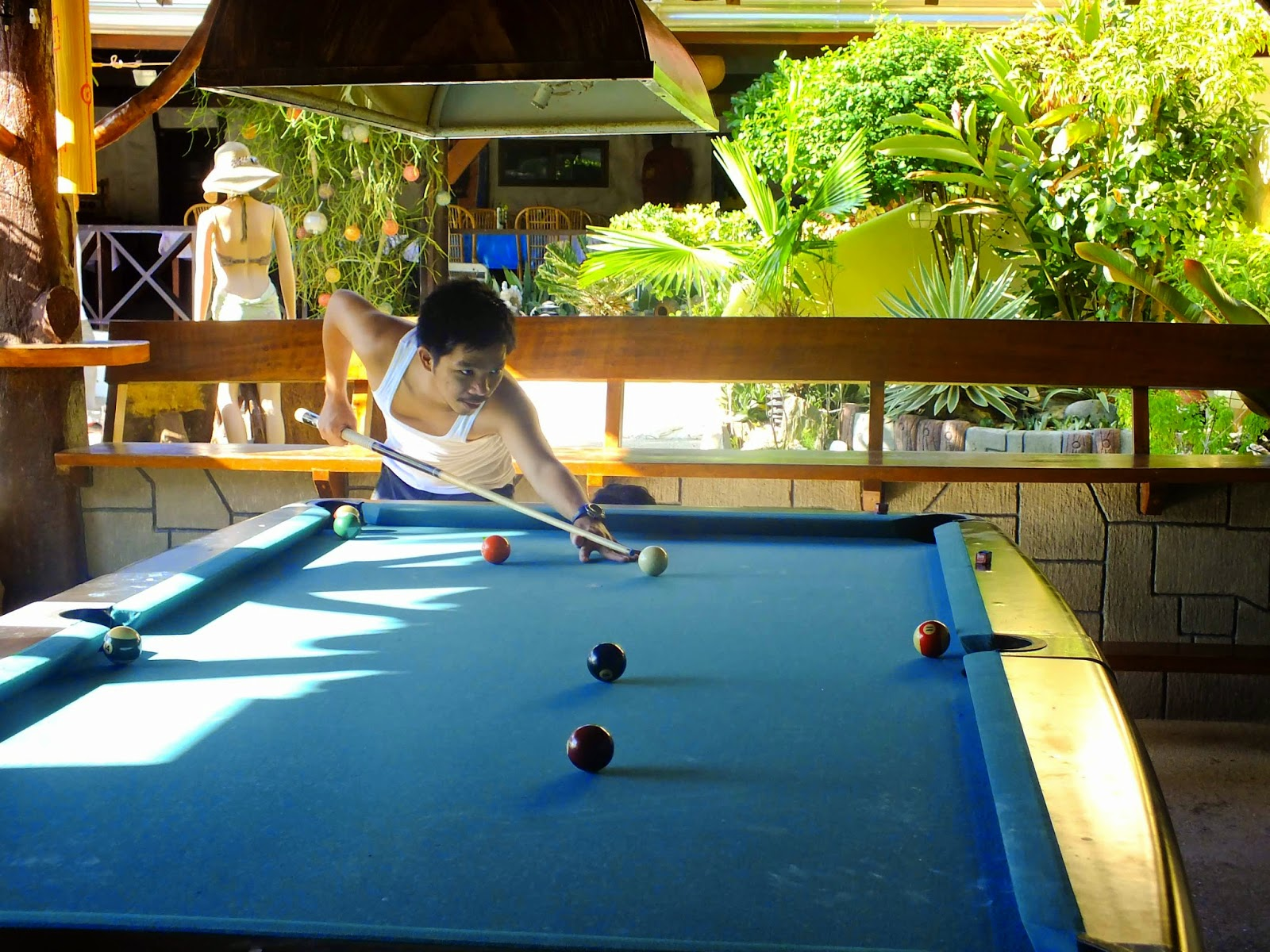 Oriental Sabang Hill Resort - Billiards