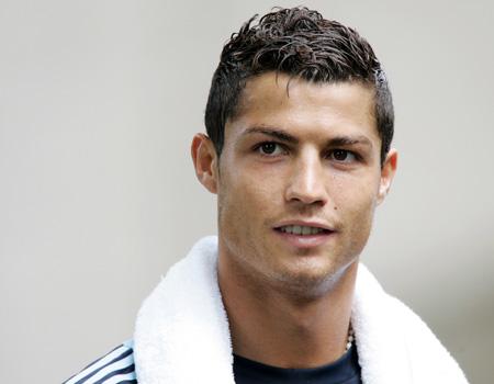 2012 Haircut Cristiano Ronaldo
