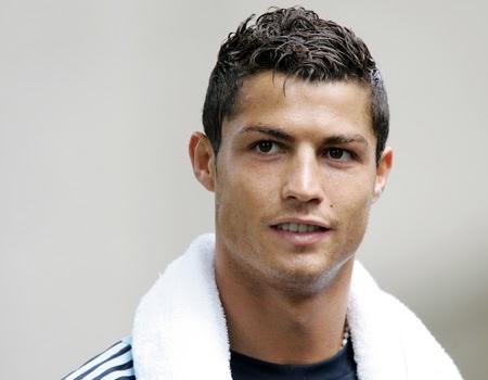 Cristiano ronaldo mohawk haircut